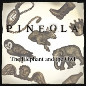 The Elephant and the Owl Cover